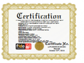 FIDO Ecosystem Approaches for STID with L1 (Android) Certification